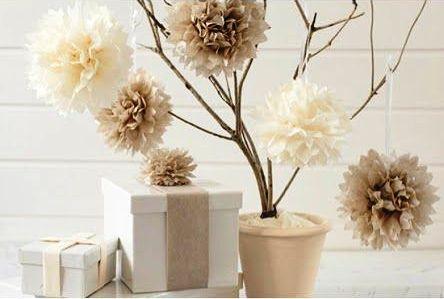 ... návody, tvoříme, vánoční dekorace, papírový stromeček